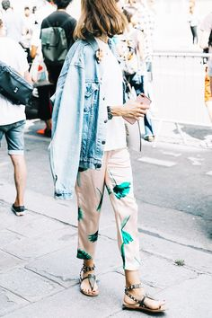 Easy Sunday Style Looks You Can Put Together With What You Already Have via @WhoWhatWear