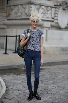 How Paris Does Street Style: The Very Best Snaps from Haute Couture Week | TeenVogue.com