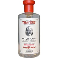 Thayers Hamamelis-Gesichtswasser alkoholfrei Rose mit Aloe Vera: Amazon.de: Beauty