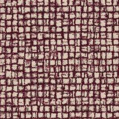 #Rubelli - tissu INGRID coloris bordeaux - Rubelli Venezia www.rubelli.com/