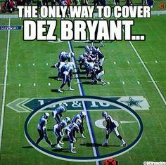 Dream on defense