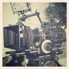 Panavision Sony F3 with Panavision 50mm t2 anamorphic prime lens!