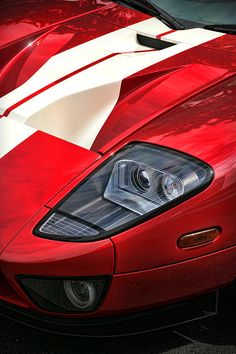 2004 Ford GT - By Gordon Dean II repinned by www.BlickeDeeler.de