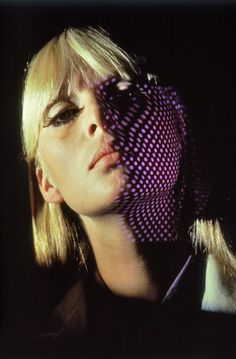 German model & singer Nico (of The Velvet Underground & Nico)