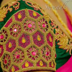 Family, friends, pets, laughter, love and smiles are all that you see in a wedding. A unique jewellery set matched with a delicately designed designer blouse paired with a gorgeous warm smiley, that's beauty redefined. Colours that are bold, bright and unique, combined with intricate work adorned by a woman true to her roots, there's nothing more beautiful than this. In this, album from Nyshka Design Studio w...