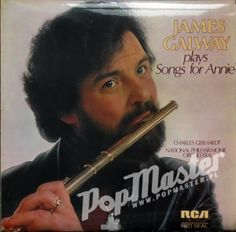 James Galway Play Songs For Annie RCA RL 25163 Vinyl Classical Music