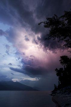 *Lightning Strikes