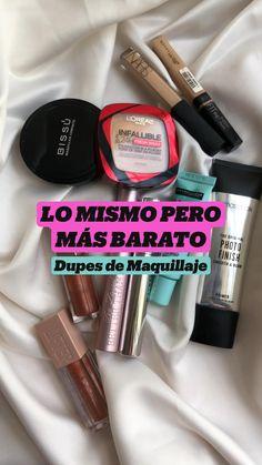 Basic Makeup, Love Makeup, Makeup Inspo, Makeup Dupes, Makeup Cosmetics, Face Care Tips, Estilo Indie, Aesthetic Makeup, Makeup Goals