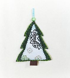 Christmas Decoration- Handmade Trees