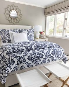 The best duvet inserts! What to shop for including down vs. synthetic options White Coverlet, Blogger Home, Driven By Decor, Bedding Inspiration, Guest Bed, Guest Room, Home Bedroom, Bedroom Ideas, Master Bedrooms