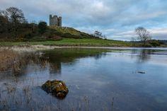 Audleys Castle, image taken by Steven Black of S Black Photo. Castle, River, Mountains, Nature, Outdoor, Image, Black, Outdoors, Black People