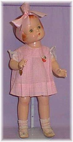 1930's Effenbee's Patsy doll