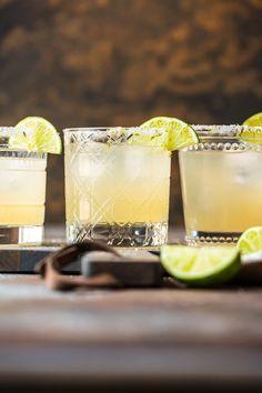Best Margarita Recipe; Perfect Pitcher Margaritas