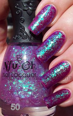 Nfu-Oh - 50....over purple