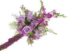 Radiant Orchid Bridal Bouquet — David Kesler, Floral Design Institute, Inc., in Portland, Ore. by Flower Factor, via Flickr