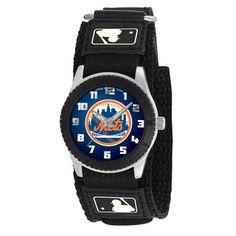 New York Mets Kids Rookie Series watch (Black)