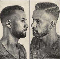 Source: Schorem Haarsnijder en Barbier facebook.com/Schorem men's haircut