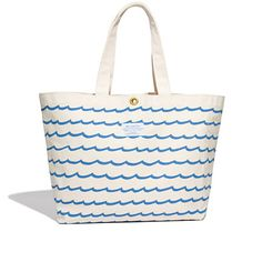Madewell - M. Carter™ Wave Tote $75