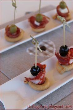 Finger food veloce con i tarallini by dany dany - Pagina 1