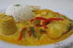 Receita de Moqueca brasileira em receitas de peixes, veja essa e outras receitas aqui!