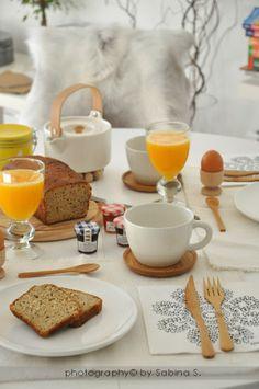 Nel comfort insostituibile di casa propria, il piacere di una colazione accurata è davvero impagabile!