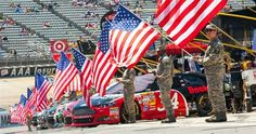 NASCAR team owners have ZERO tolerance for disrespect of America: Here's what will happen if you do