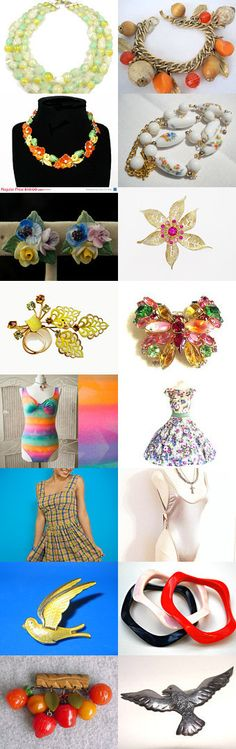 Summer Fun Teamlove Flashpro Treasury by Lynn on Etsy--Pinned with TreasuryPin.com