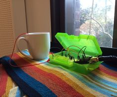 What if you could turn any conductive surface into an instrument? Like, say...a…