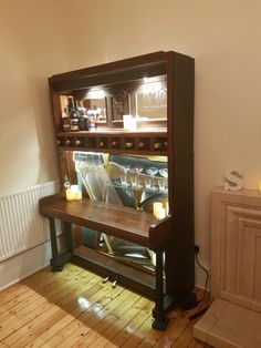 Piano bar #piano #bar #upcycle #drink #wine