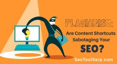 Plagiarism: Are Content Shortcuts Sabotaging Your SEO? Anonymous Writer, Friday Video, Plagiarism Checker, Free Seo Tools, Wise Up, Seo News, Hiring Process, News Media, Blame