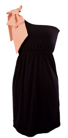 Auburn One Shoulder Dress
