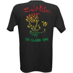On Island Time Tee Shirt  - Salt Life