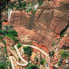 Angels Landing, Zion National Park, UT
