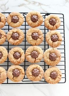 Do you love cookies? Biscoff Blossom Cookies are going to become your go to cookie recipe. by My Sweet Zepol #foodblog