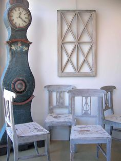 Tone on Tone Antiques - Loi has the best selection of Swedish Antiques in the DC metro area!