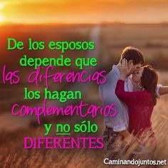 @Caminandojunto5: #caminandojuntos #matrimonio #frasepara2 #esposos #complemento #diferentes #Amor #quotes