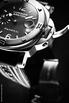 Panerai Luminor Arktos ~Latest Trends in Fashion Luminor Watches, Panerai Luminor, Rolex Watches, Wrist Watches, Luxury Watch Brands, Luxury Watches For Men, Swiss Army Watches, Cool Watches, Mens Fashion