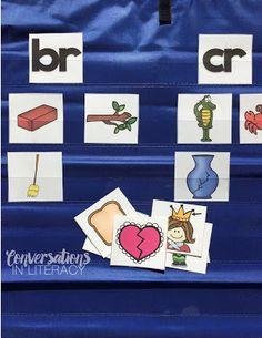 Blends and Digraphs Picture Sorting cards for guided reading, reading interventions and literacy centers. #literacycenters #guidedreading #readinginterventions #kindergarten #firstgrade #secondgrade #decoding #phonics #wordwork #classroomorganization #elementary #converstionsinliteracy