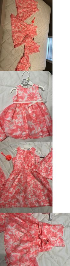 Mixed Items and Lots 147220: Matching Girls Dresses, Size 8, 6, 3T And 3 Months -> BUY IT NOW ONLY: $40 on eBay!