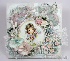 DeeDee´s Card Art: Magnolia