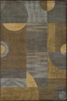 Momeni Rugs Area Rug Dream Collection DR-01 Brown