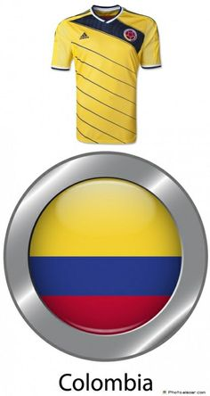 colombia world cup 2014 | Colombia flag jersey world cup 2014