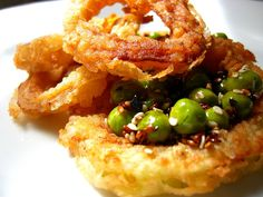 Onion rings by cardapio completo, via Flickr