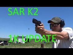 EAA SAR K2P 9MM 1000 Round Update