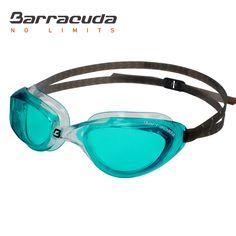 f80220cd6bd Barracuda Swim Goggle AQUAVIPER - One-piece Frame Soft Seals Streamlined  Design