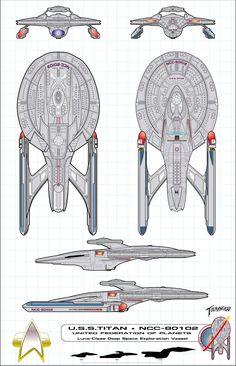 Titan specs- Riker's ship.