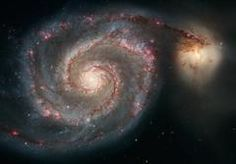 Out of This Whirl: the Whirlpool Galaxy (M51) and Companion Galaxy - Order yours here