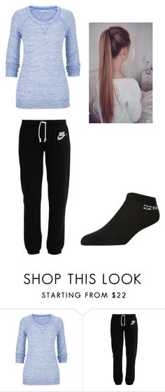 """""""house day"""" by internationalbaby ❤ liked on Polyvore featuring maurices, NIKE and Billabong"""