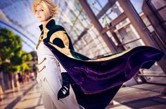 Takeshi Cosplay Gino Weinberg from Code Geass  photographer - Midgard Photography & Cosplay