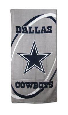 Dallas Cowboys Fiber Reactive Pool/Beach/Bath Towel (Team Color) by McArthur. $14.99. NFL Dallas Cowboys Fiber Reactive Pool/Beach/Bath Towel (Team Color)